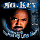 Mr Key and My Crazy World
